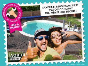 Pack 1 kit piscine Aquilus