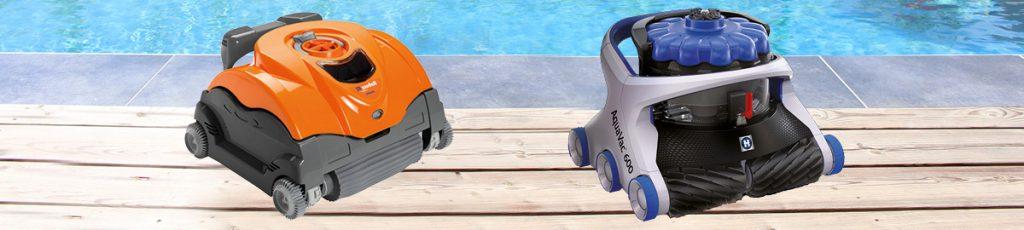 Les robots nettoyeurs Pour votre piscine Aquilus.